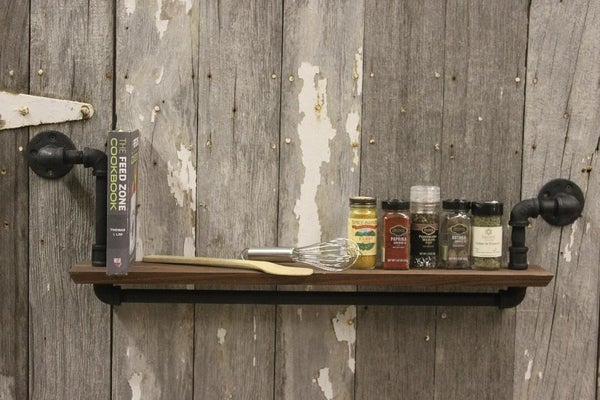 Image of Kitchen Essentials Floating Shelf