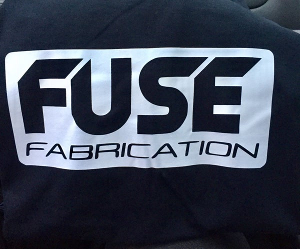 Image of Fuse Fabrication Hoodie