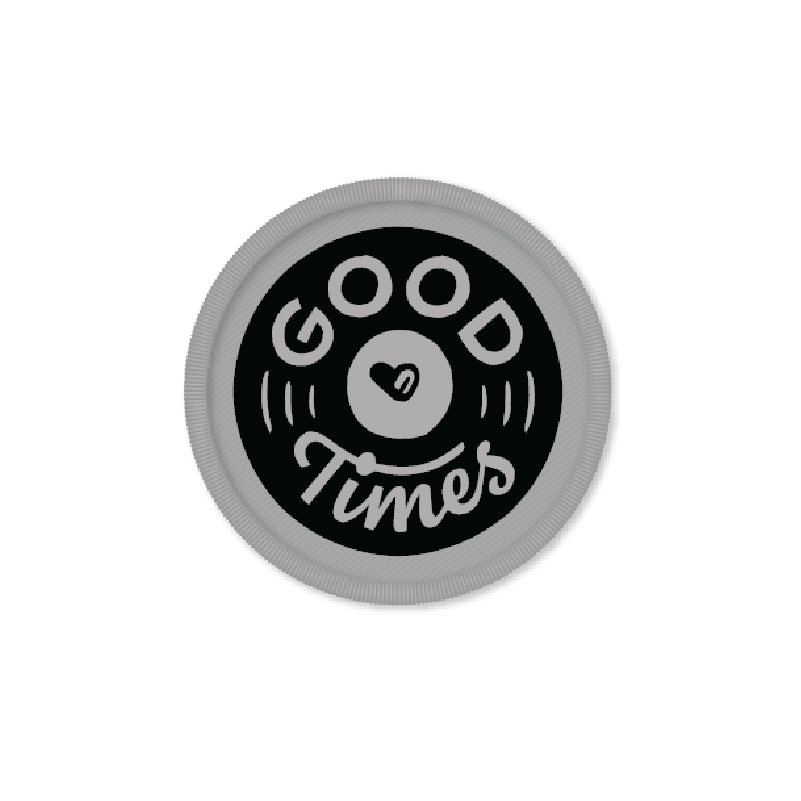 Image of Friends of Type - Good Times Patch