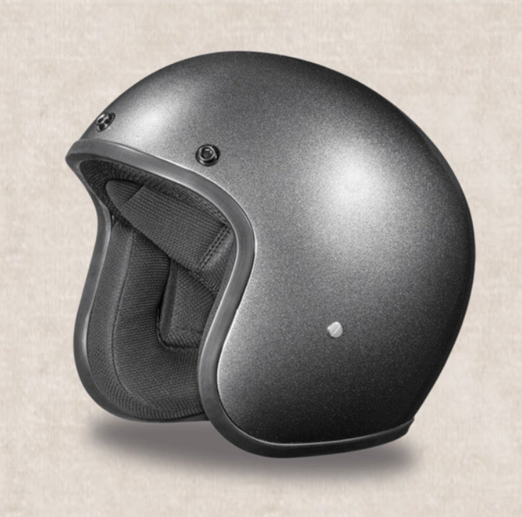 Image of 3/4 DOT Daytona Helmets (Plain Styles)