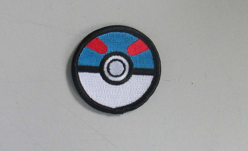 "Image of POGO Great Ball 2"" Patrol Patch"