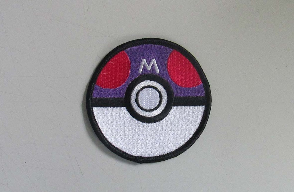 "Image of POGO Mega Ball 3"" Patch"