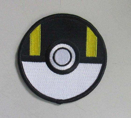 """Image of POGO Ultra Ball 3"""" Patch"""