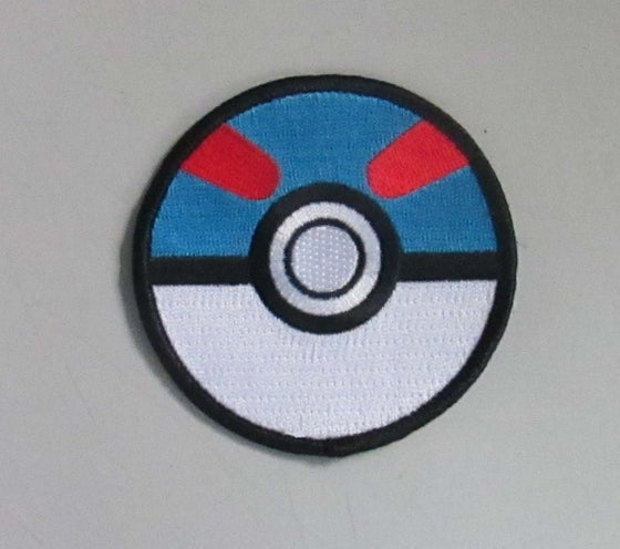 """Image of POGO Great Ball 3"""" Patch"""