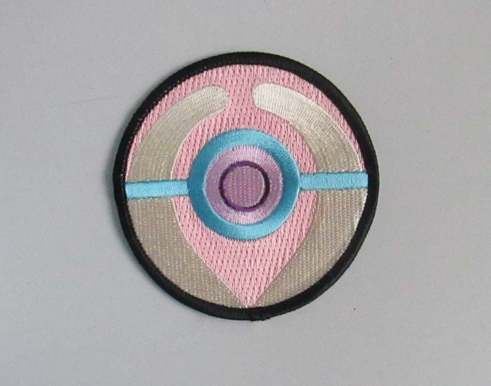 "Image of POGO Heal Ball 3"" Patch"
