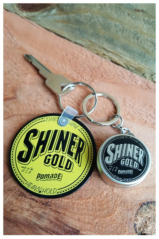 Image of SHINER GOLD KEYRING COMBO
