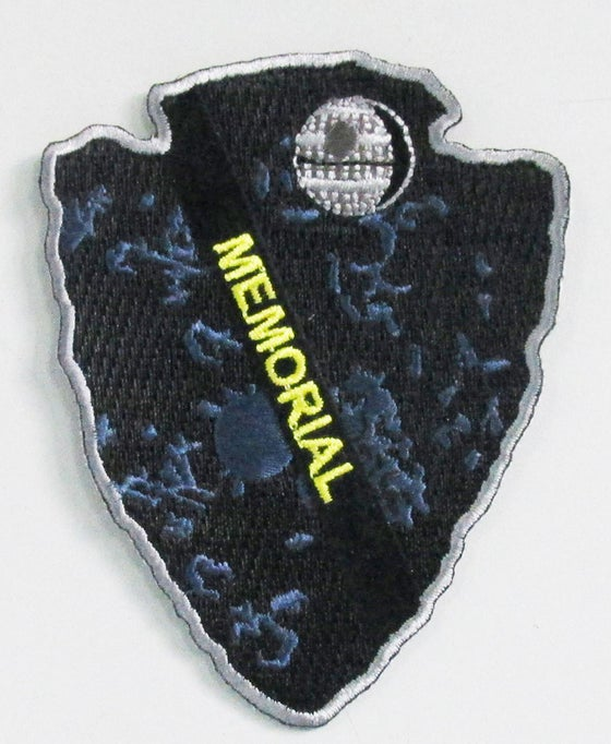 Image of Alderaan Memorial Patch 11th Star Wars Park Service Series