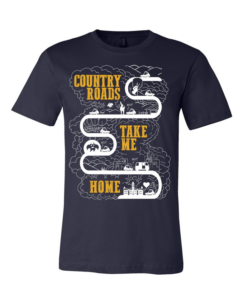 Image of Country Roads Shirt