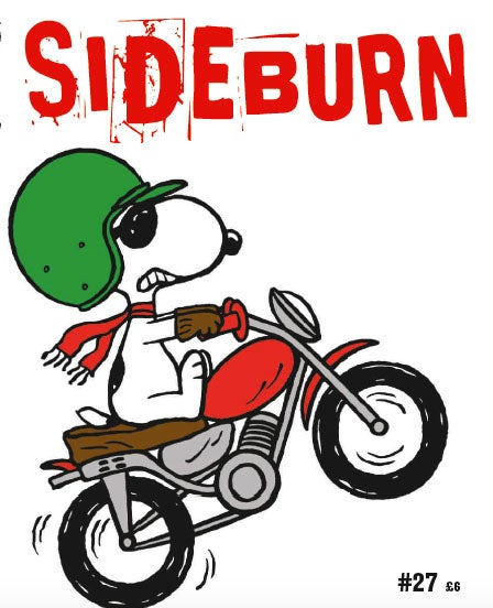 Image of Sideburn 27 Cover 2