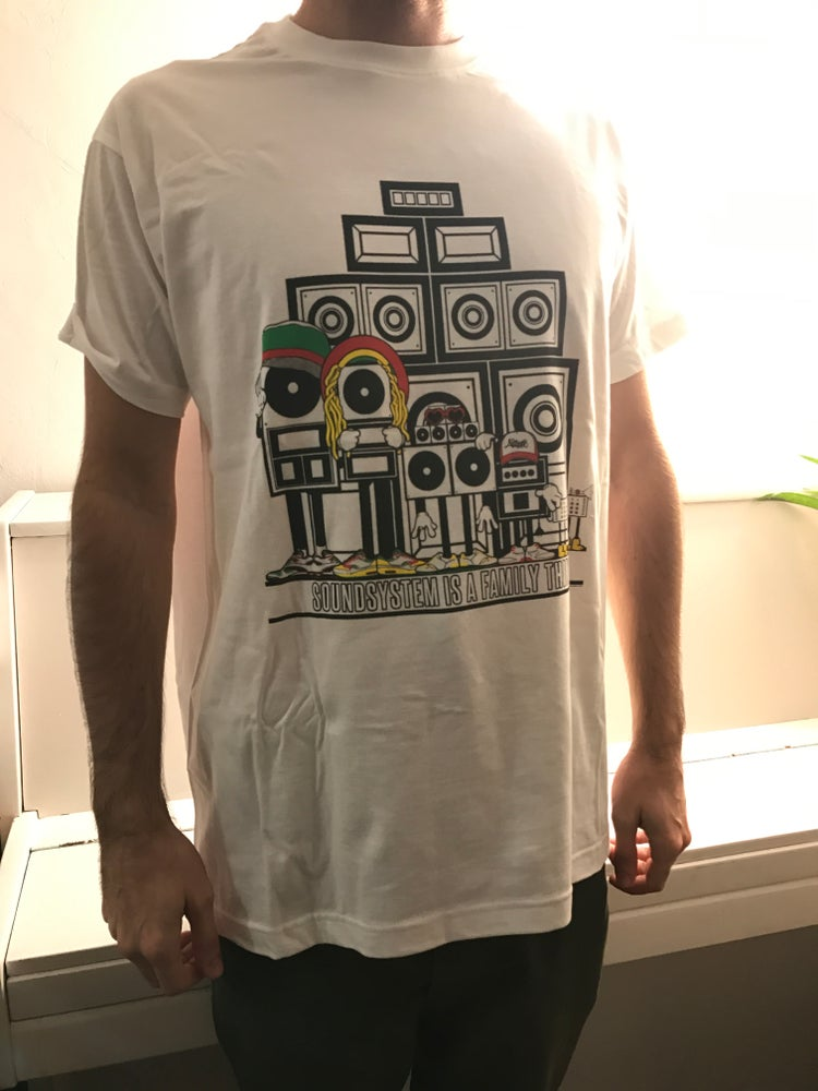 Image of Family Thing: T-Shirt white