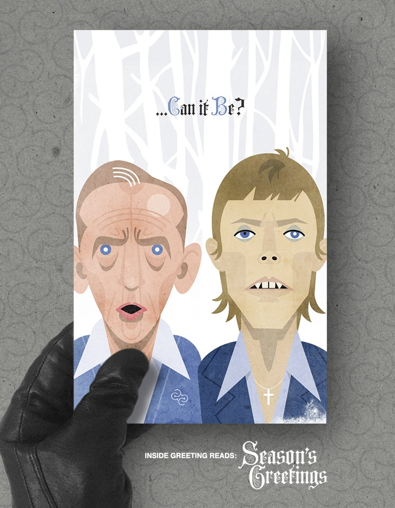 Image of Xmas card pack: '...Can it Be?'