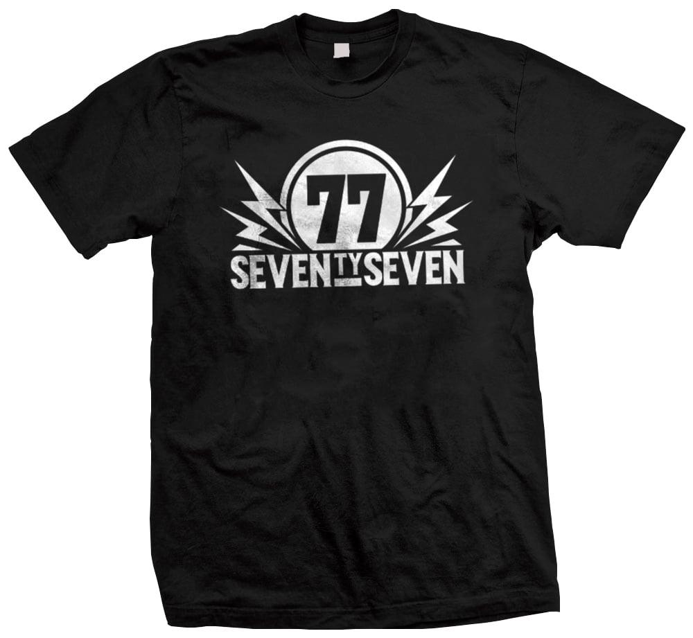Image of '77 logo T-shirt