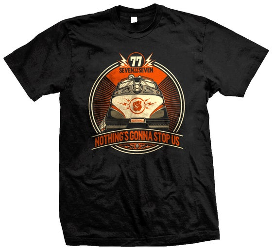 Image of Rock & Roll Train T-shirt
