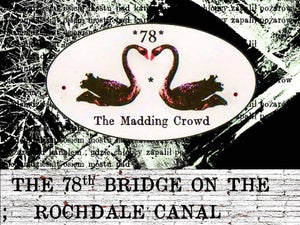 Image of 'The 78th Bridge on the Rochdale Canal' CD