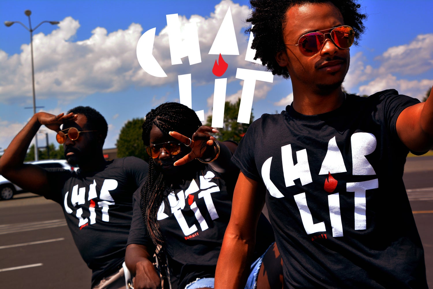 Image of The Original Char Lit Tee