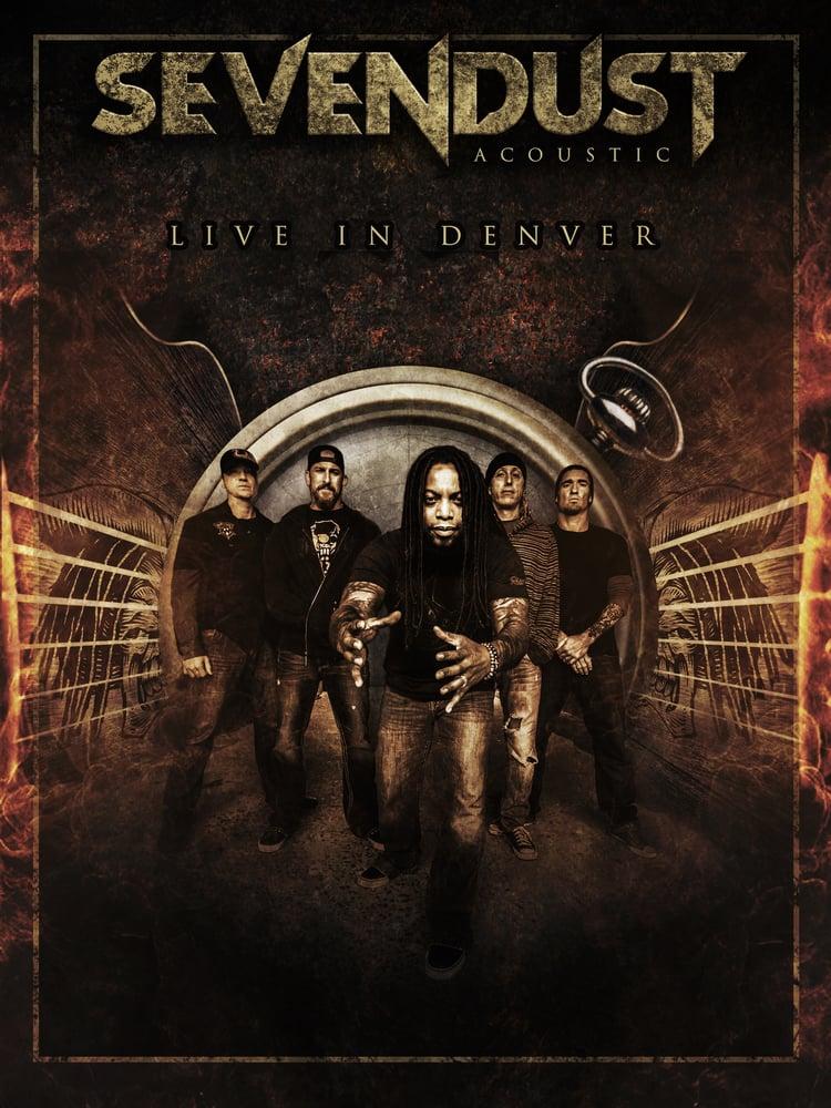 Image of SEVENDUST - LIVE IN DENVER (DVD)