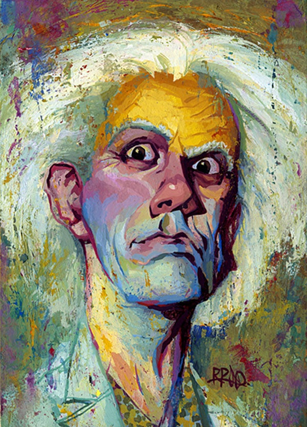 Image of Doc Brown