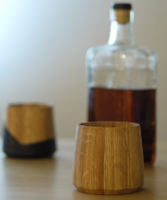 Image of Oak Tumblers