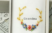 Image of Handkerchief for Grandmother