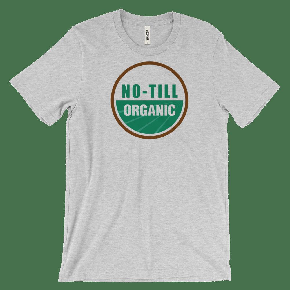Image of No-Till Organics Unisex T-Shirt