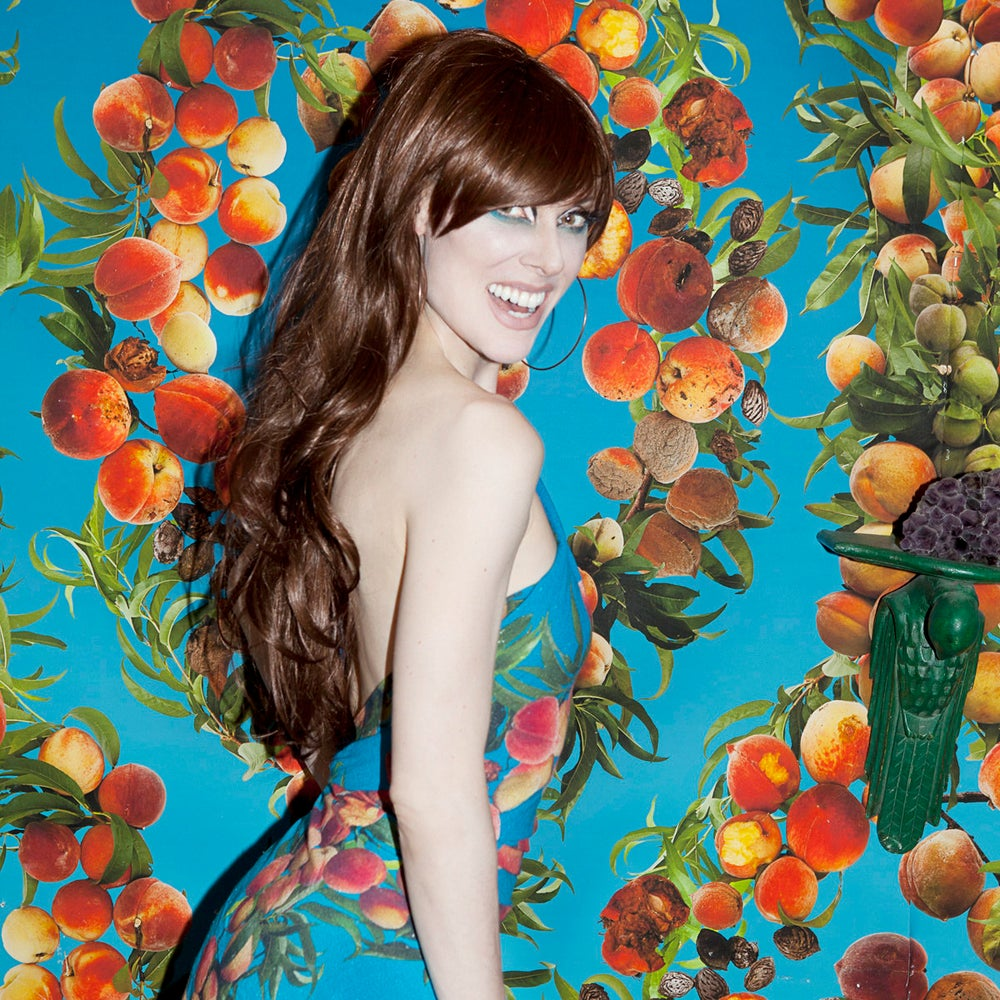 Image of Peach Wrap