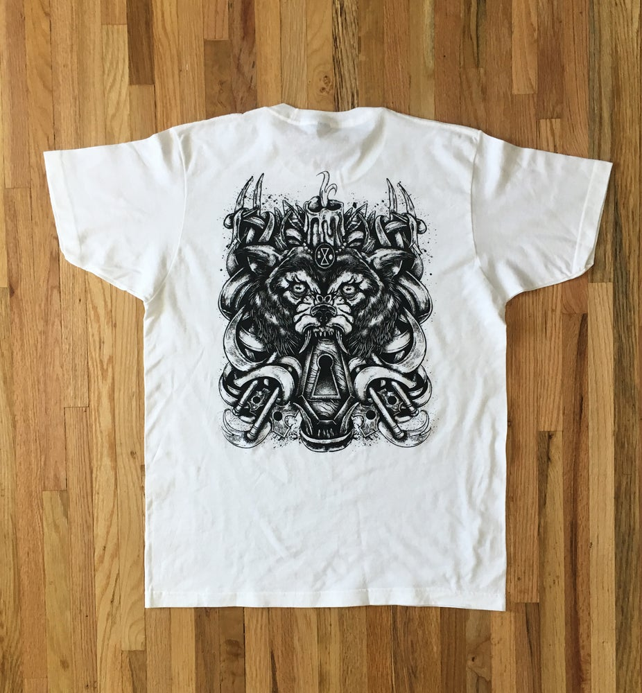 Image of White Wolf Key T-Shirt