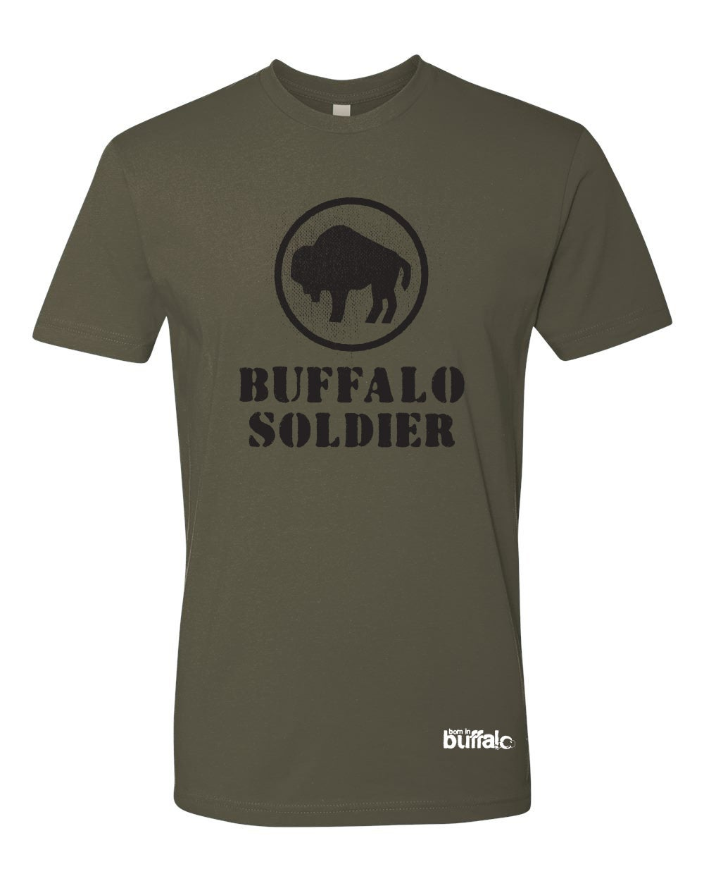Image of Buffalo Soldier
