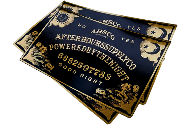 Image of After Hours OUIJA special