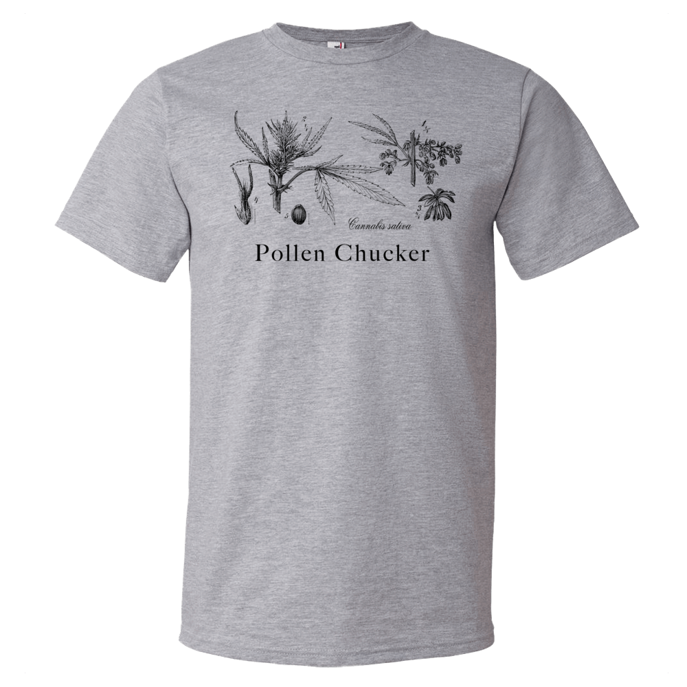 Image of Pollen Chucker - Unisex T-shirt