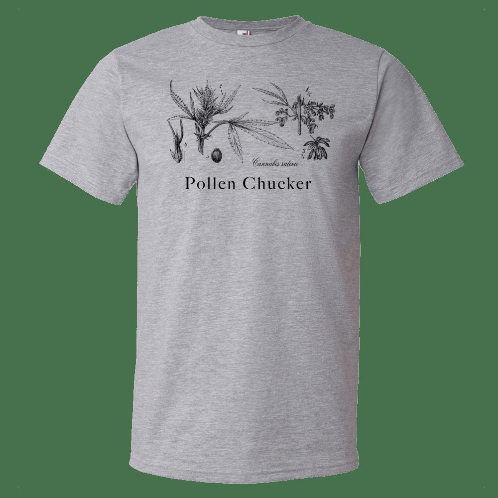 Image of Pollen Chucker - Unisex T-shirt