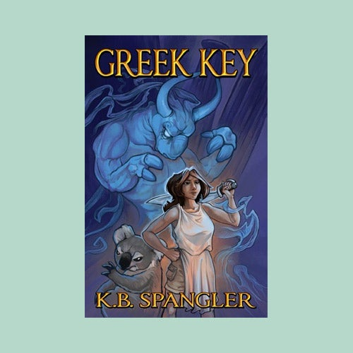 Image of Greek Key (a Hope Blackwell novel) - .pdf, .epub, and .mobi