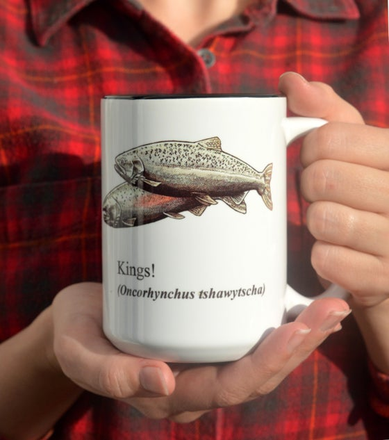 Image of The King Mug