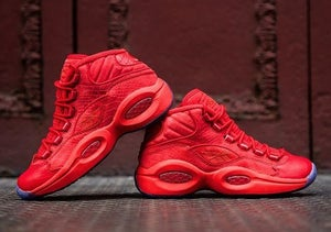 Image of Teyana Taylor Red October Question Reebok