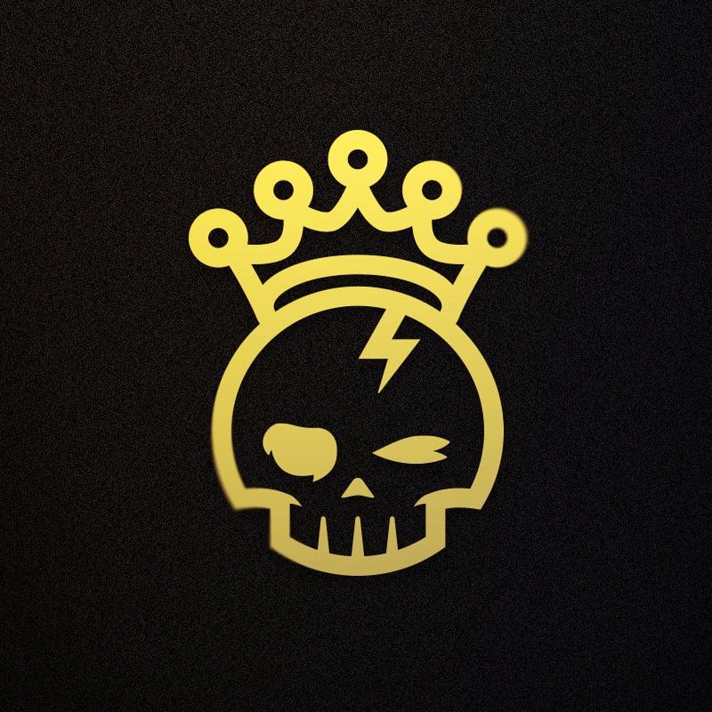 "Image of ""Dead King"" Logo - 1-Time Sale"