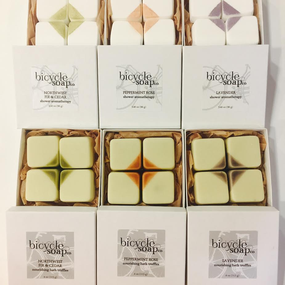 Image of Shower Aromatherapy Cubes