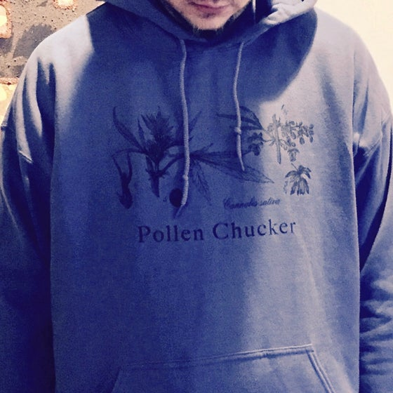 Image of Pollen Chucker Hooded Sweatshirt