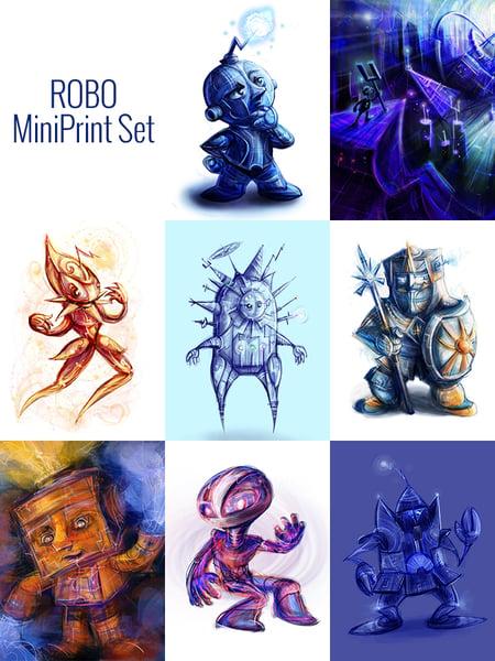 Image of Robo MiniPrint Set
