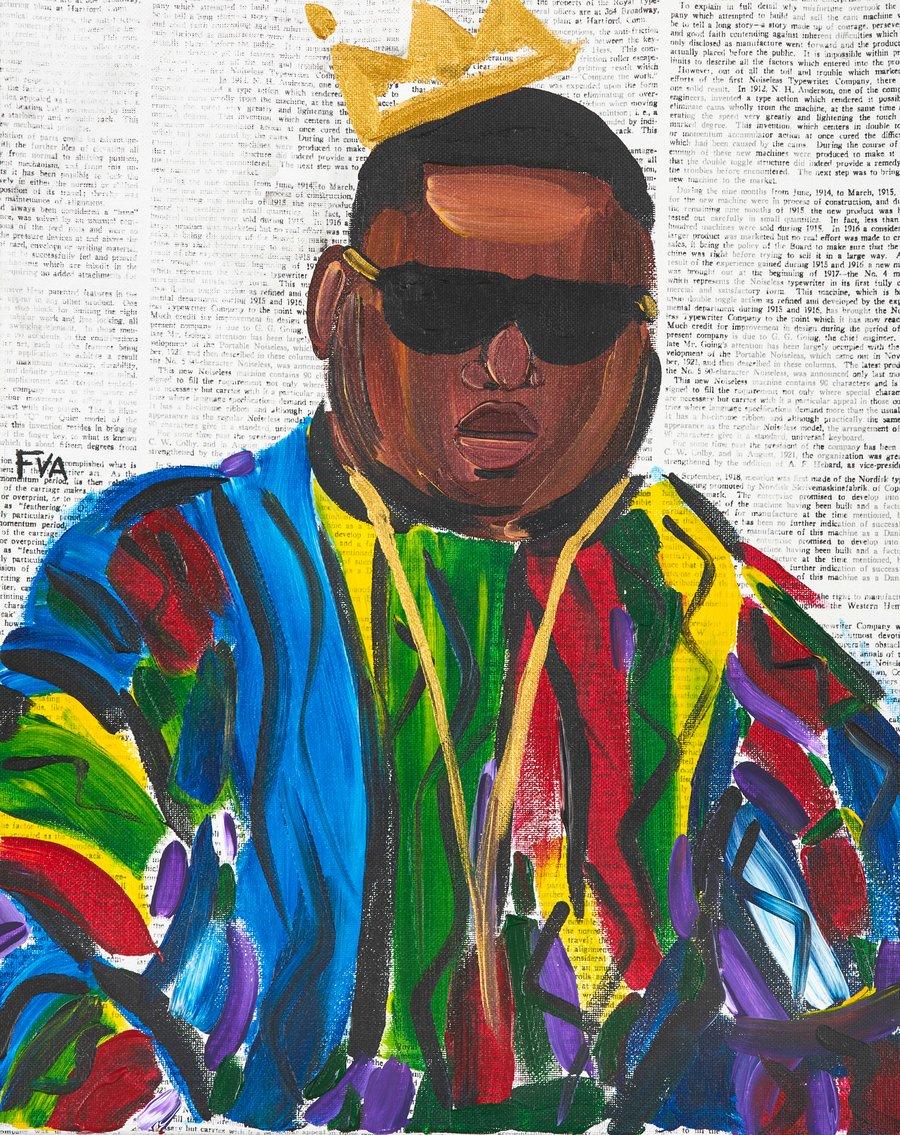 "Image of ""Notorious"" (Original)"