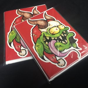 Image of Merry Krampus  - Limited Edition
