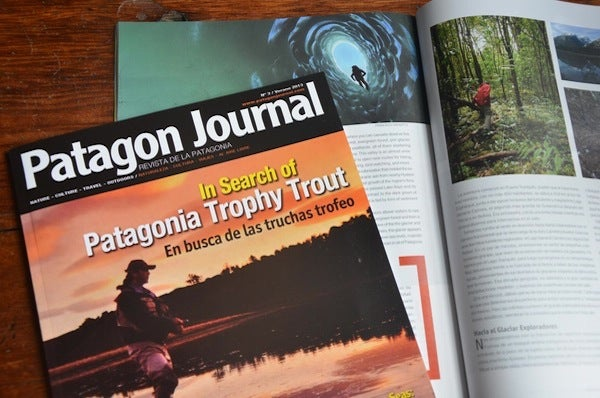 Image of Get the entire Patagon Journal collection!/ Consiga toda la colección de Patagon Journal!