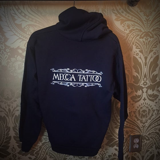 Image of Mecca Zip Up Hoodie