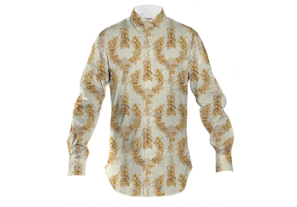 Image of Banana Dress Shirt