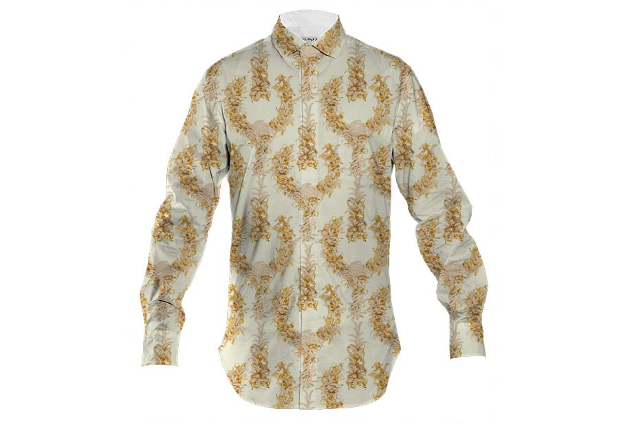 Image of Banana Dress Shirt