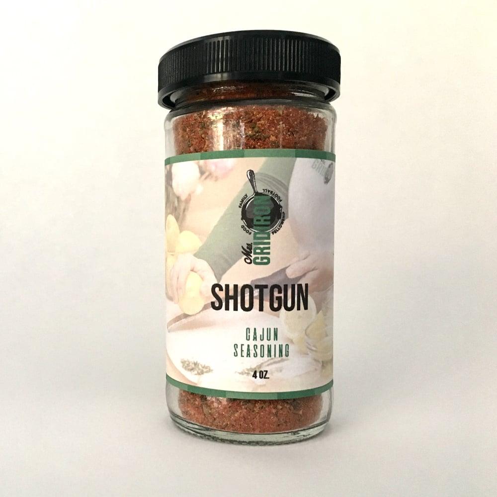 Image of SHOTGUN: Mrs. Gridiron Cajun Seasoning