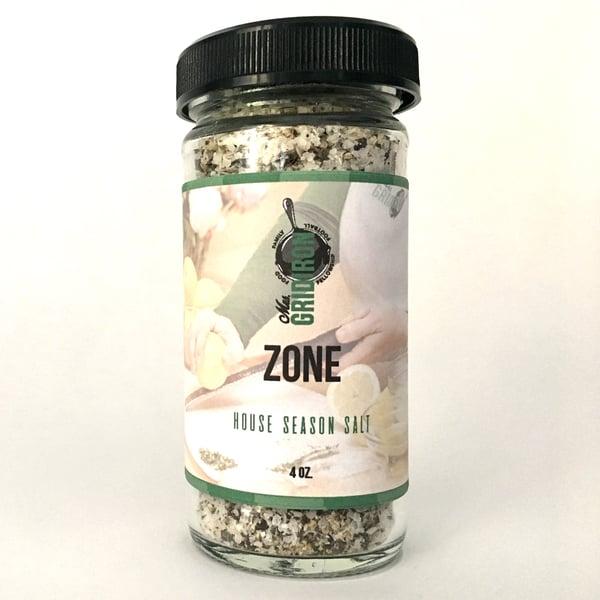Image of ZONE: Mrs. Gridiron House Season Salt