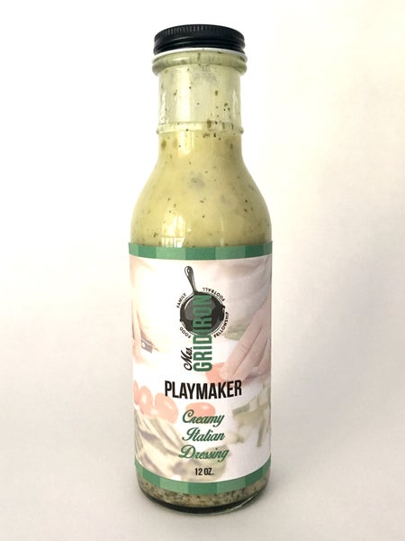 Image of PLAYMAKER: Mrs. Gridiron Creamy Italian Dressing