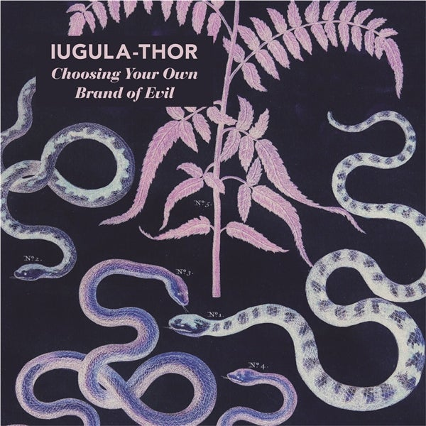 B!181 Iugula-Thor - Choosing Your Own Brand Of Evil - LP