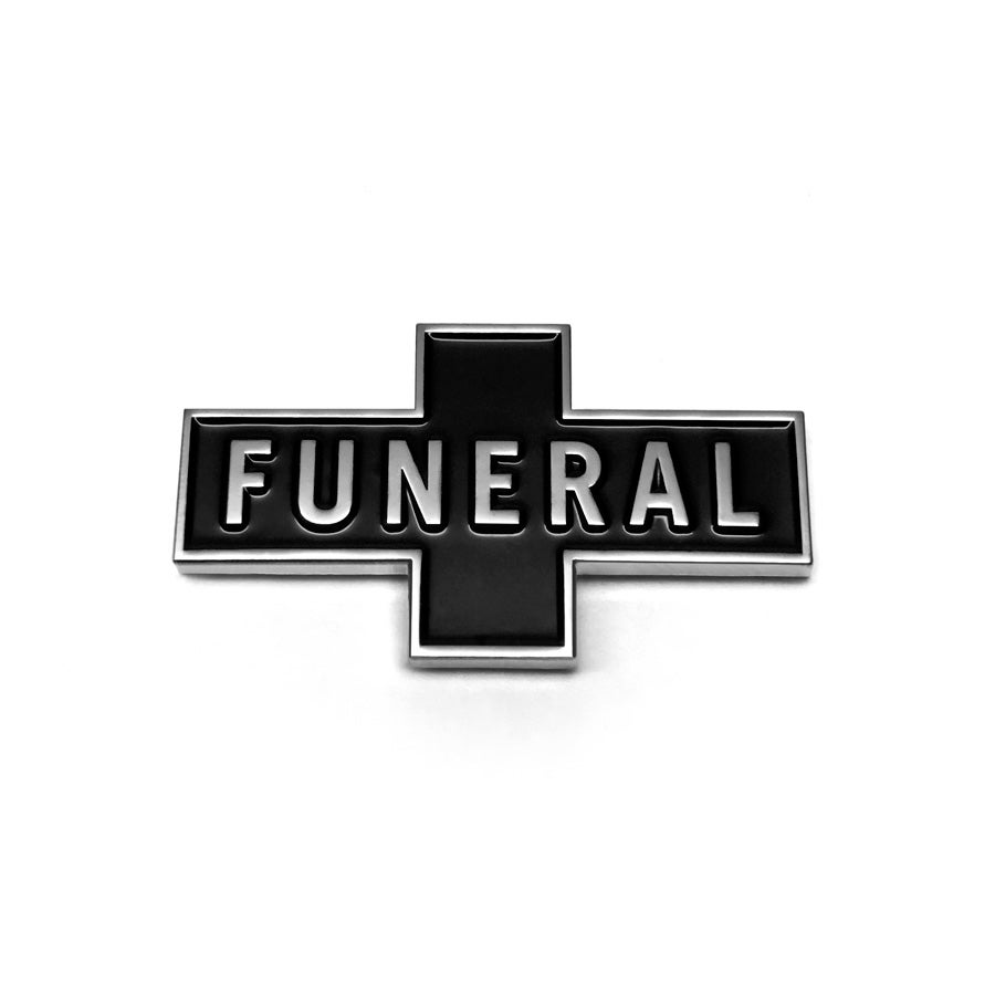Image of Funeral Pin