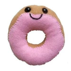Image of Donut In A Bag Plush Toy