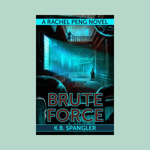Image of Brute Force - signed copy